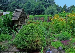 Im Biogarten (W. Klaeber)