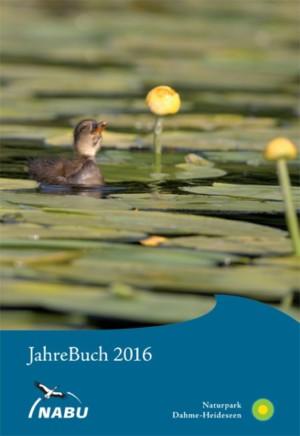 Titel des JahreBuch 2016 Foto: E. Laube