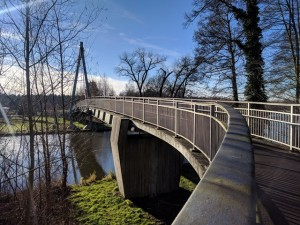 Dahmebrücke bei Dolgenbrodt © Hans Sonnenberg