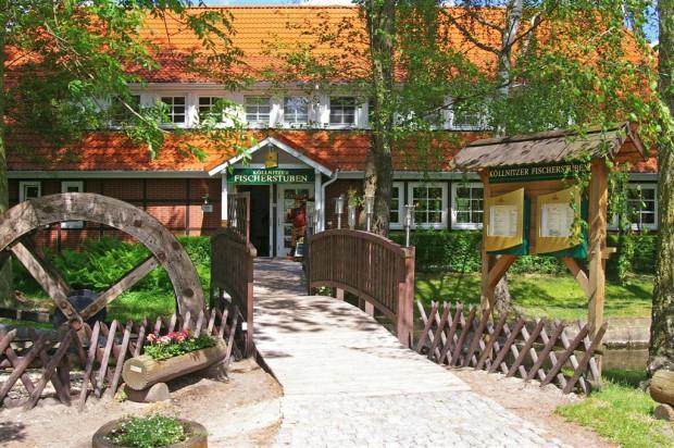 npdh fischerei Restaurant mit Brücke köllnitz 620x412 Frühlingserwachen in der Erlebniswelt Köllnitz