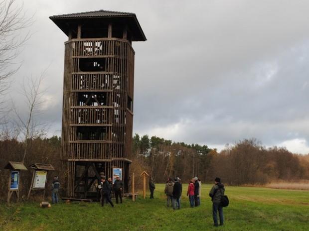 npdh sielmann naturlehrpfad schauen 1 sonnenberg 620x464 Eröffnung des neuen Naturlehrpfades