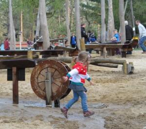 Wasserfest im KIEZ (Foto: KIEZ Hölzerner See - C. Schilling)