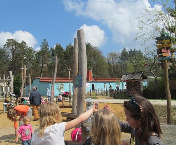 npdh wasserfest kiez schilling Frühlingfest im KIEZ am Hölzernen See