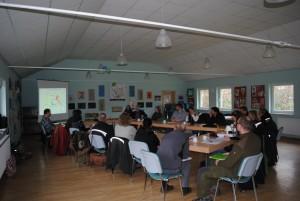 rAG-Treffen in Prieros (© Lucy Burba)