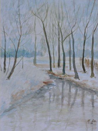 sommerfld liselotte bild2 Landschaft und Portrait   Ausstellung von Liselotte Sommerfeld
