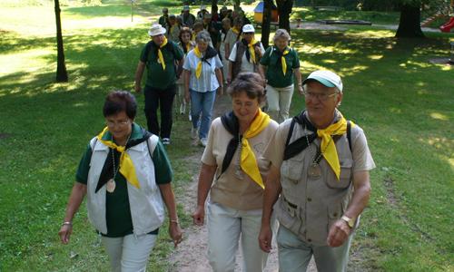0033 Mit Abendwanderung: Heideverein feiert die Sommersonnenwende am 20. Juni