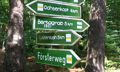 56792 Wildtiersonntag führt an den Ochsenkopf