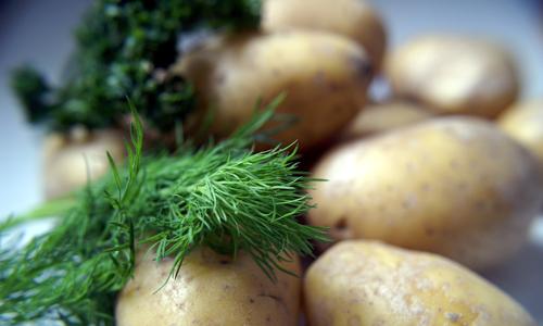 573459 original R K B by Katharina Bregulla pixelio.de  Schweinemedaillons mit knuspriger Kartoffelkruste