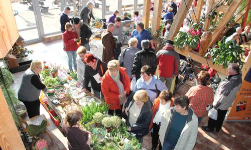 6157 Saisonauftakt: Heide Messe lockt am 10. März in den Naturpark Dübener Heide
