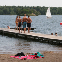(C) Bergwitzsee Resort