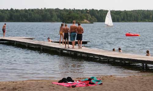 8078 Sommerzeit   Ferienzeit: Spannende Erlebnis Angebote in der Dübener Heide