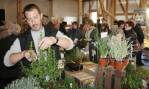9416 Heide Messe lockt am 5. und 6. März in den Naturpark Dübener Heide