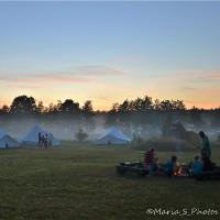 Camp-Atmosphäre (C) barfuß eV/Maria S. Photos