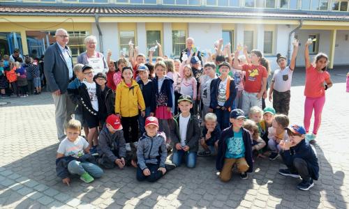 Eilenburg Naturparkschule Foto GS Eilenburg 500 Ausgezeichnet: Grundschule Eilenburg Berg ist Naturpark Schule