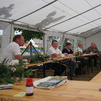 Gemeinsames Treffen der Naturparke LSA im Waldhaus Bergwitz (C) VDH