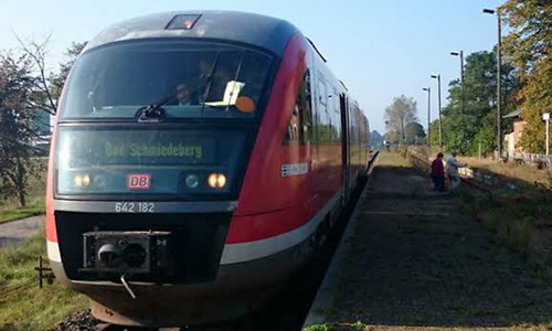 Heidebahn1 Heide Bahn rollt wieder bis Bad Schmiedeberg