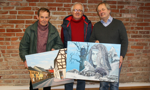 IMG 2585 2 NaturparkHaus zeigt ab Januar Bilder von Hobby Malern
