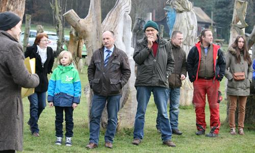 IMG 2745 1 Erste Naturschutzauktion in der Dübener Heide war voller Erfolg