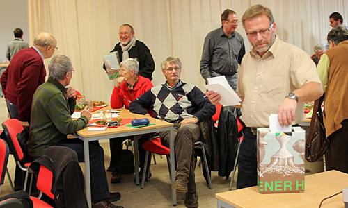 IMG 4463 Naturparkträgerverein startet mit neuem Vorstand ins Jahr 2015