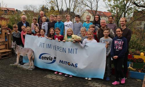 IMG 6366 Wolfsprojekt an Heide Schulen gestartet