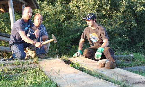 IMG 9659 Beispielhafter Einsatz: Freiwillige engagieren sich für den Naturpark