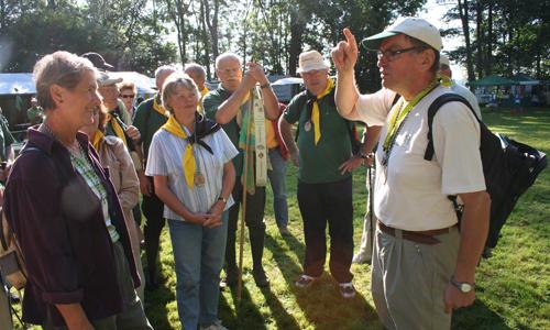 IMG 9993 Wir bewegen was   Ausstellung zu 25 Jahre Verein Dübener Heide im NaturparkHaus