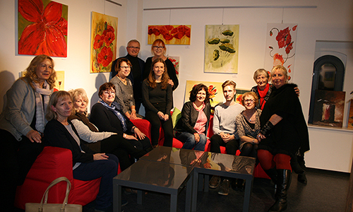 Künstlergruppe Helfer Thiemecke VDH 500 300 Die Dübener Heide in Öl und Acryl: Neue Sonderausstellung im NaturparkHaus