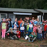 Hier sehen Sie ein Foto von der Karl-Neumann-Schule aus Eilenburg am Bergwitzsee