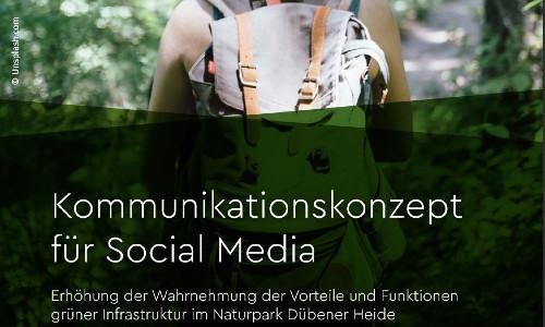 Kommkonzept SM MagicLandscapes 500 Neues Kommunikationskonzept für den Naturpark Dübener Heide