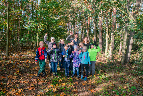 Naturpark Entdeckertag 500 300 Naturpark Entdeckertag im Authausener Wald