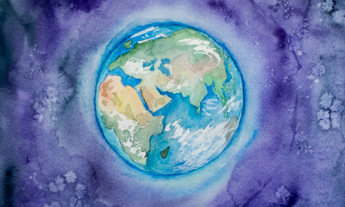 Planet Earth elena mozhvilo unsplash 500 Grünes Kino im NaturparkHaus