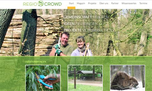 Regiocrowd Umweltminister lobt Naturpark Dübener Heide