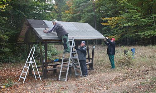 Reinharzer Hütte 500 300 Schöner verschnaufen und sicherer nisten