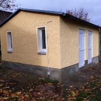 Sanitäranlagen Jugendclub Schöna (C) Regionalmanagement Dübener Heide