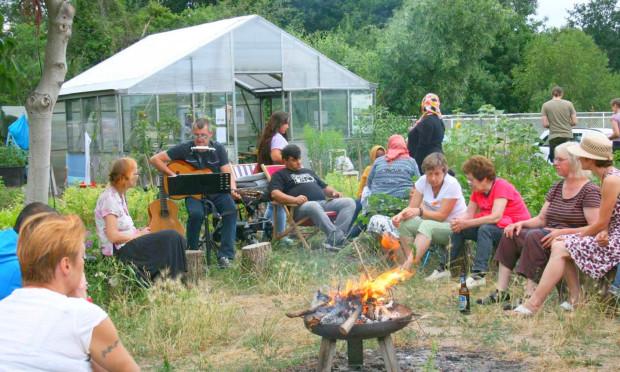 Sommerfest Gardening Verein Dübener Heide 500 300 620x372 Ideenwettbewerb der Sächsischen Mitmach Fonds: Verein Dübener Heide gewinnt dreifach