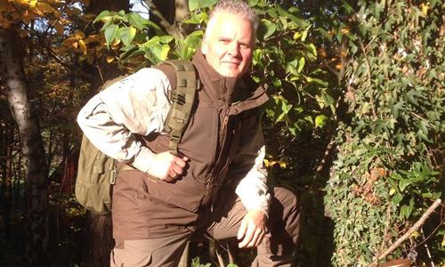 Udo Reiss4 Vom Banker zum Ranger in der Dübener Heide