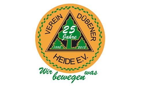 VereinDuebenerHeide 25 Jahre Heideverein: Die Ortsgruppe Bad Düben war die erste in der großen Familie