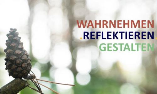 Wahrnehmen 500 Wahrnehmen.Reflektieren.Gestalten   1. Improvisationstheaterfestival in Bad Düben