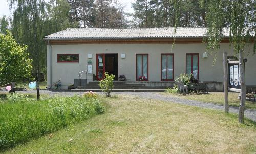 Walshaus 2 Foto VDH 500 Waldhaus am Bergwitzsee wieder geöffnet