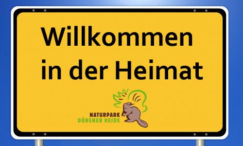 Willkommen Anhalt Bitterfeld jetzt Mitglied im Verein Dübener Heide e.V.