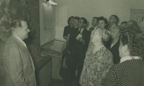 Willy Winkler 60 Jahre Landschaftsmuseum Dübener Heide