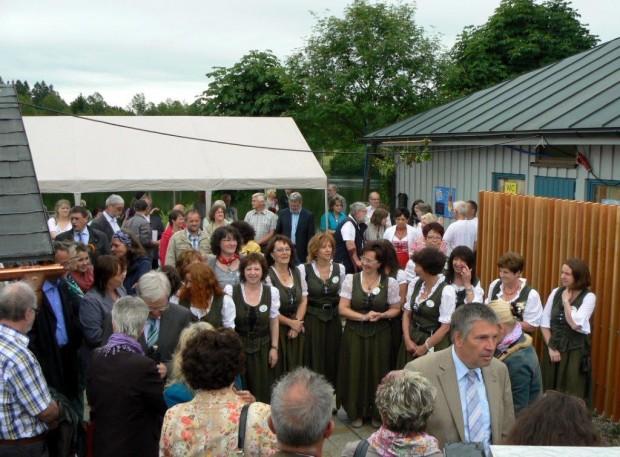 5 Kräuterfest NP 230613 froheu 6 620x457 2. Nagler Kräuterfest  am Nageler See