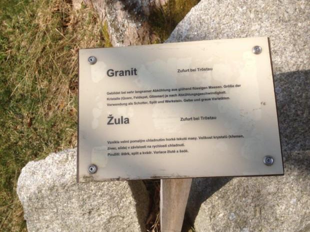 Gesteinspfad am Grassemann 620x465 Steini und seine Freunde – Kinder entdecken die Gesteine