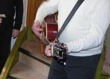 Gitarre Fr, 28.12., 19 Uhr: Klingendes Holz