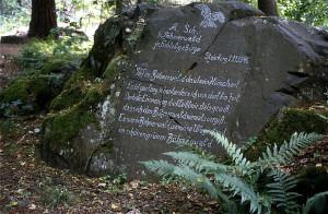 Heiligenberg; Stein
