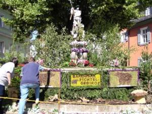 Heimatpreis1 300x225 Heimatpreis Oberfranken für das Wunsiedler Brunnenfest