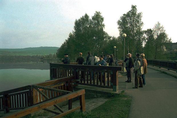 LBV Vogelexkursion Weißenstadt 2004 mgornyFROH 620x413 Samstag, 09.05.2015, 7 9 Uhr: Vogel Exkursion am Weißenstädter See