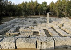 Labyrinth-Gesamtansicht 2 Stadt Ki-la