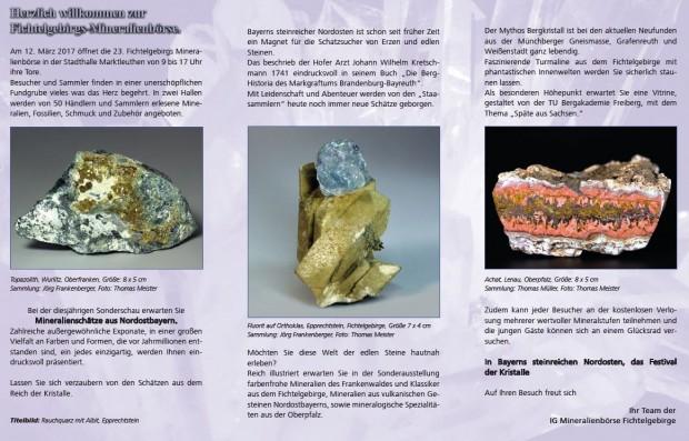 MB Inside 620x397 So, 12.03., 9   17 Uhr: Sonderschau Fichtelgebirgs Mineralienbörse