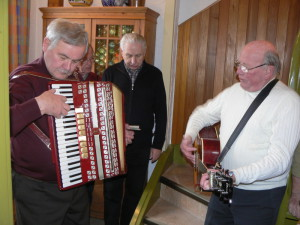 Musikanten und Sänger